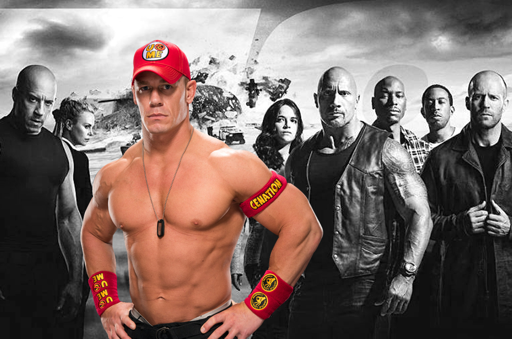 It's Official: You Will See John Cena In 'Fast & Furious 9'