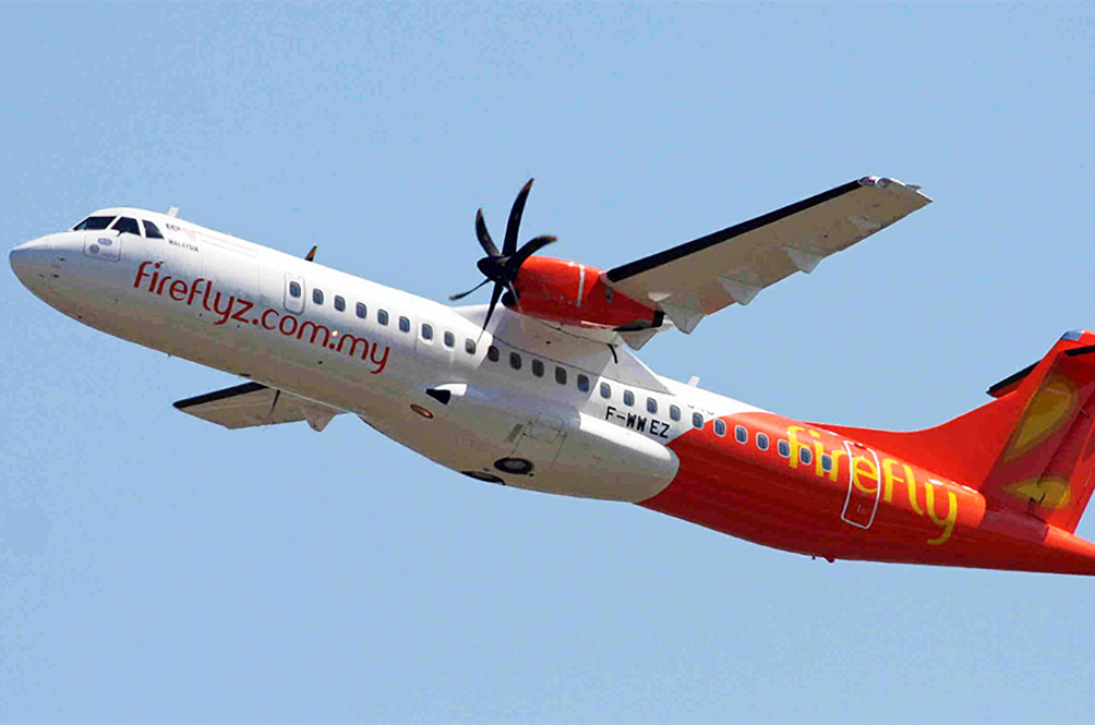 Firefly Offering Up To 60 Per Cent Discounts On All Domestic Destinations