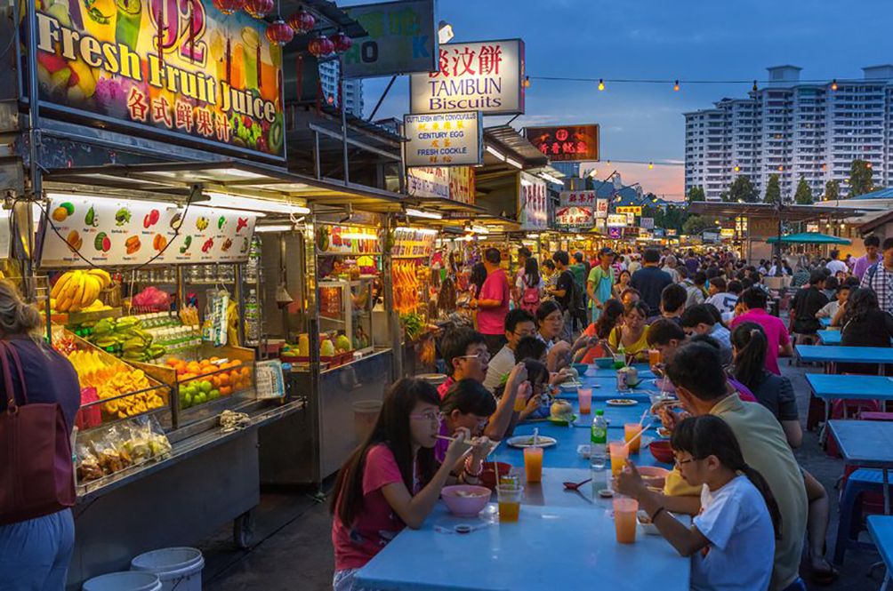 Website Ranks Singapore As Best Street Food Destination, No M'sian Cities Made The List