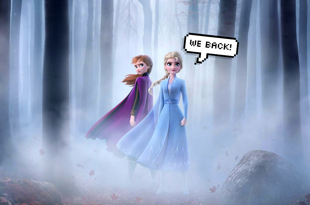 Time To Build A Snowman, 'Cos The Trailer For 'Frozen 2' Is Out!