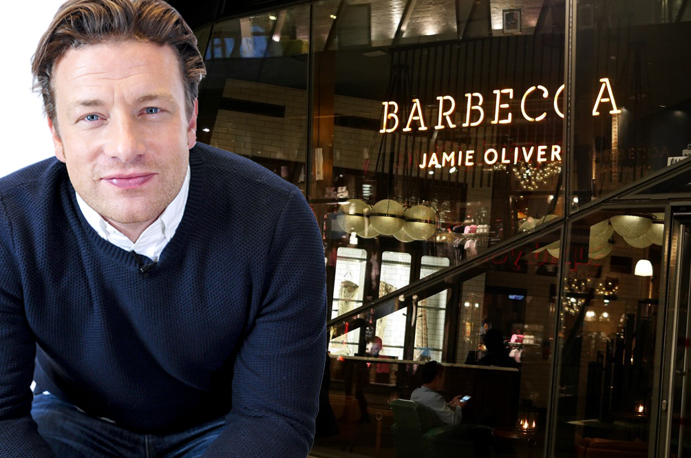 Jamie Oliver's Restaurant Chain Falls Into Administration, Could Close Soon