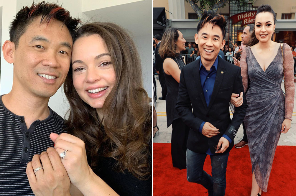 Two Become Wan: James Wan Officially Ties The Knot With Romanian Actress