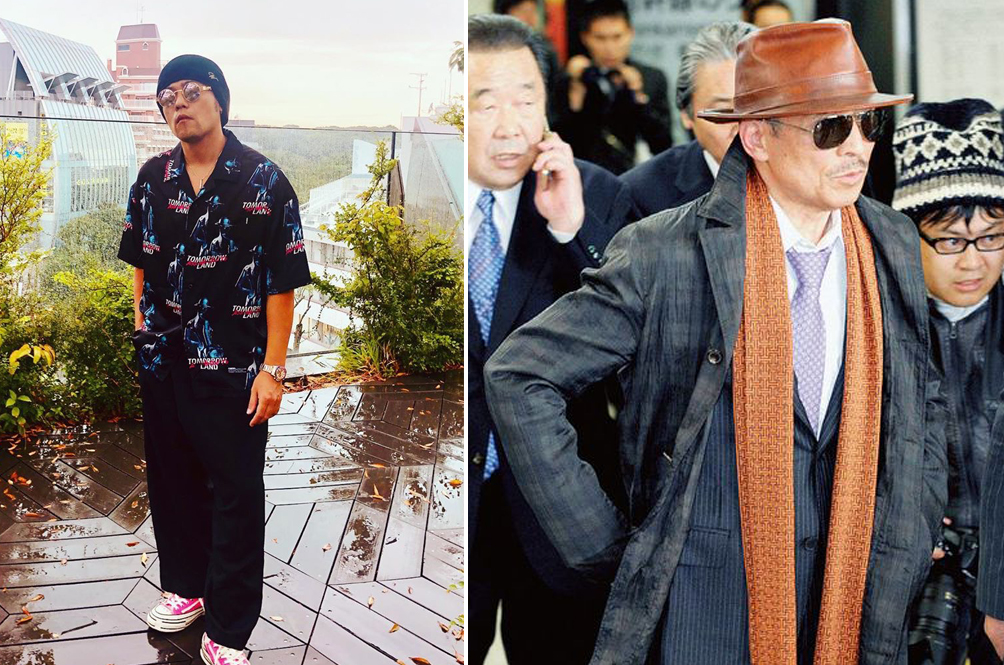 Jay Chou Enters Japanese Café, Gets Mistaken For A Yakuza Boss