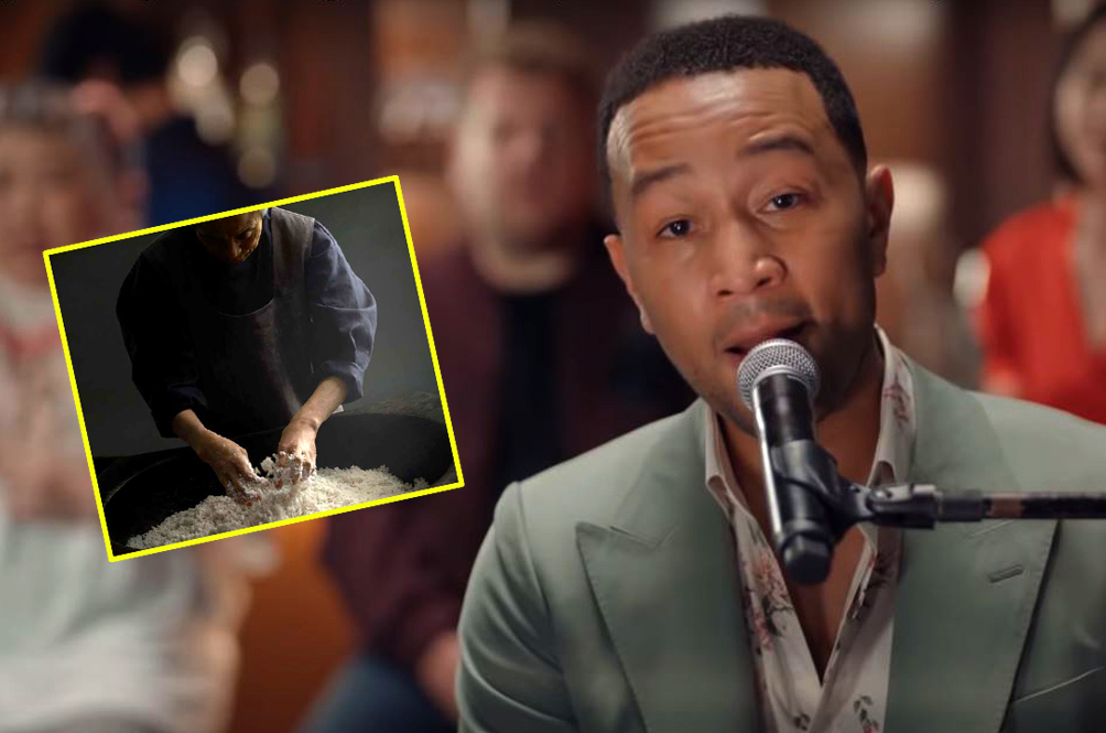 John Legend Just Released A New Song About...Yeast?