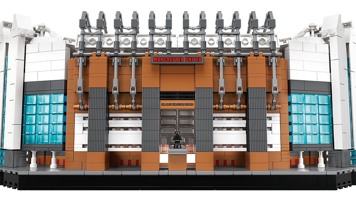 Lego Launches New Set That Manchester United Fans Would Definitely Want To Get Their Hands On Lifestyle Rojak Daily