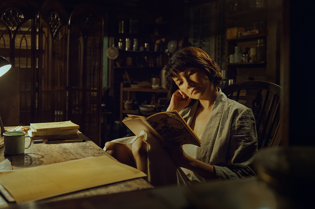 Local Film 'The Garden Of Evening Mists' Screens At Busan And Golden Horse Film Festivals