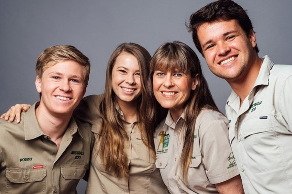 Steve Irwin's Family Fulfills His Wish To Open An Elephant Hospital In Indonesia