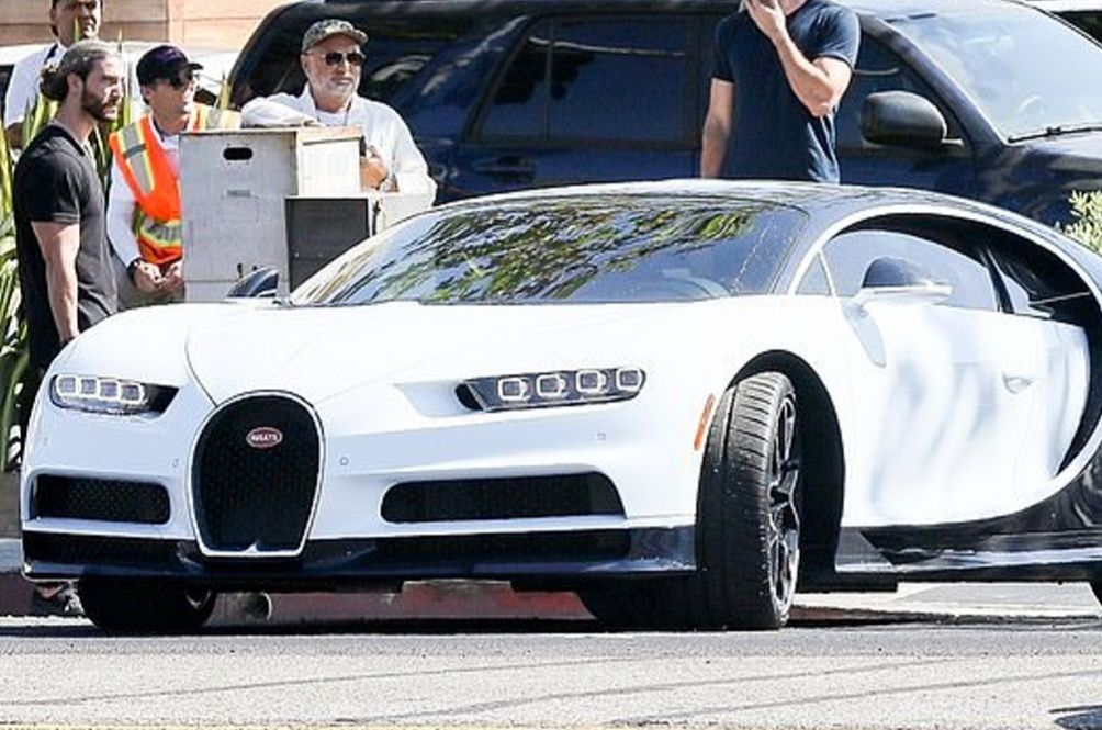 Fans Are Fuming At Kylie Jenner's Latest RM12mil Bugatti
