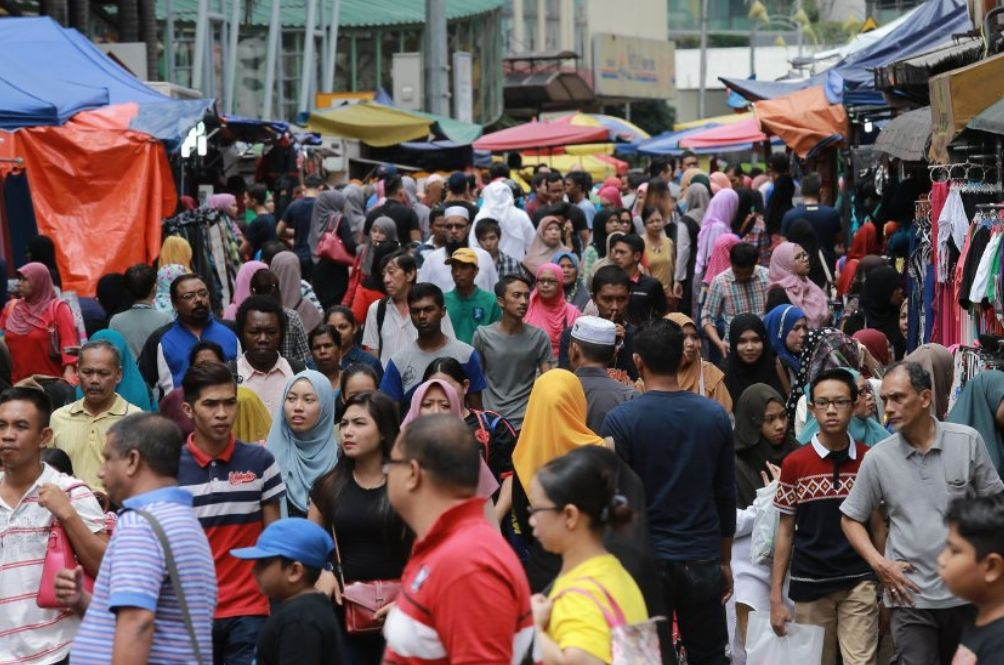 Malaysia's Population Is Now At 32.6 Million