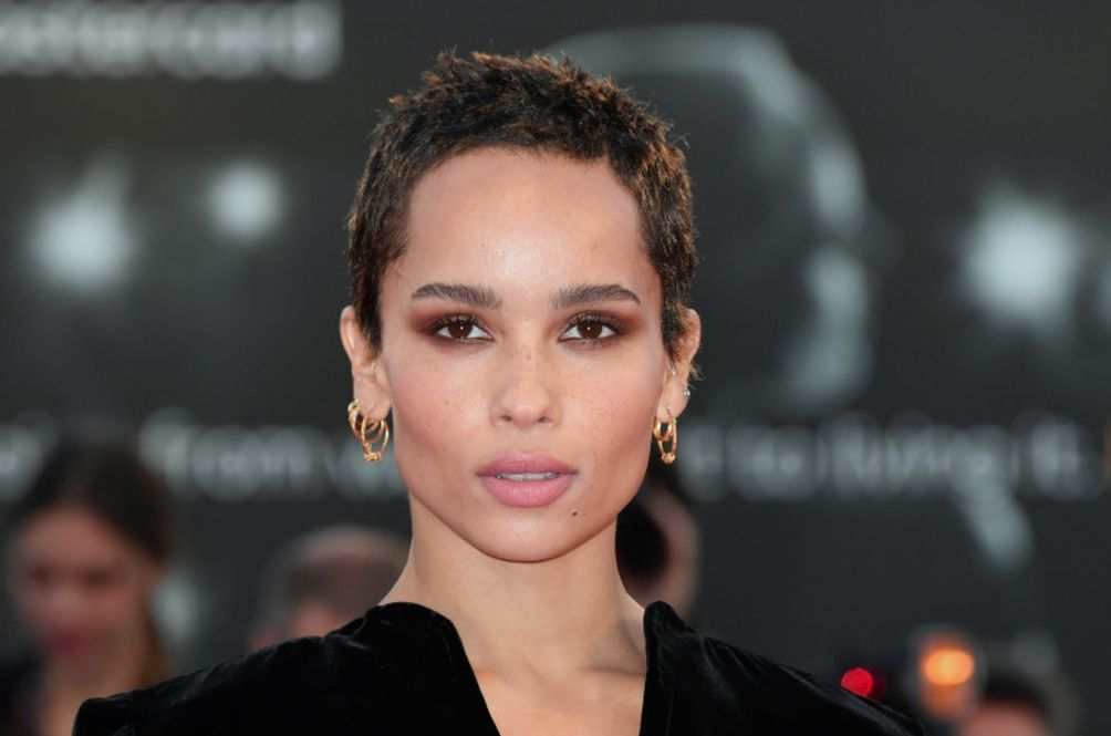Zoe Kravitz Is The New Catwoman In The Upcoming 'Batman'