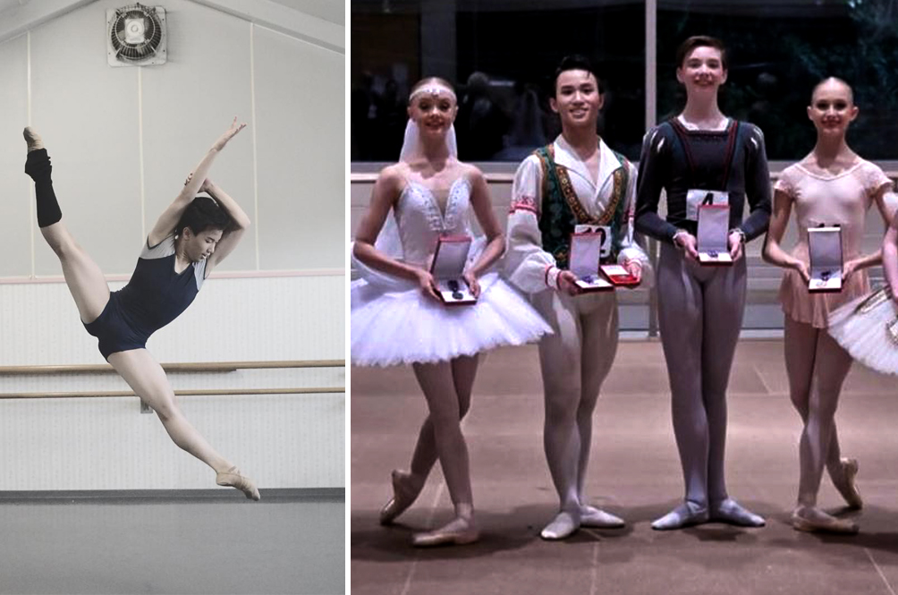 Once A Victim Of Bullying, M'sian Teen Wins Silver At Prestigious Ballet Competition