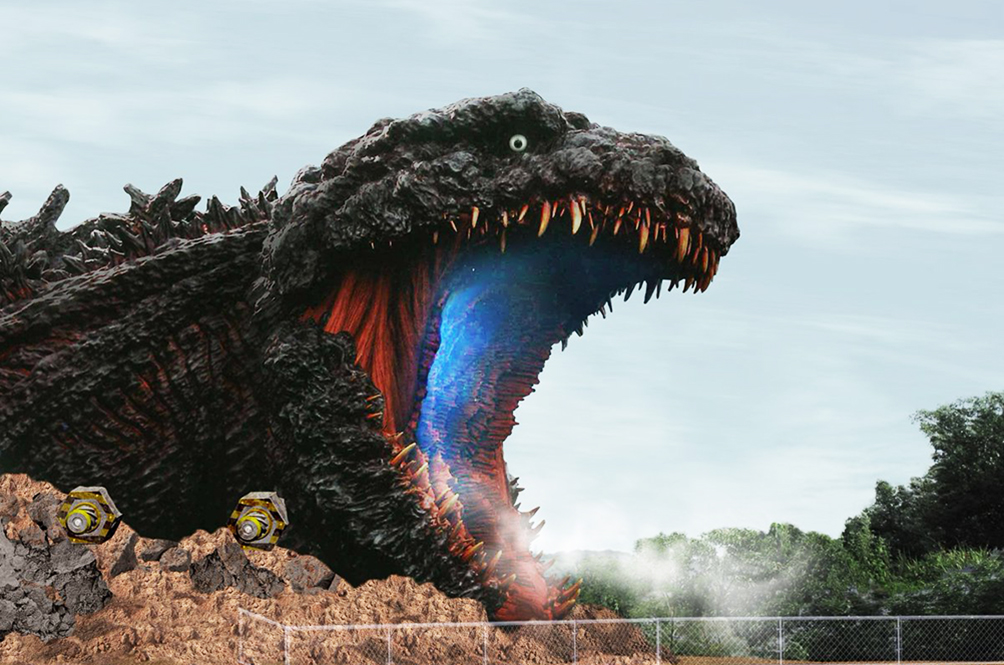Japan Is Set To Build A Life-Size 'Godzilla' Theme Park Attraction