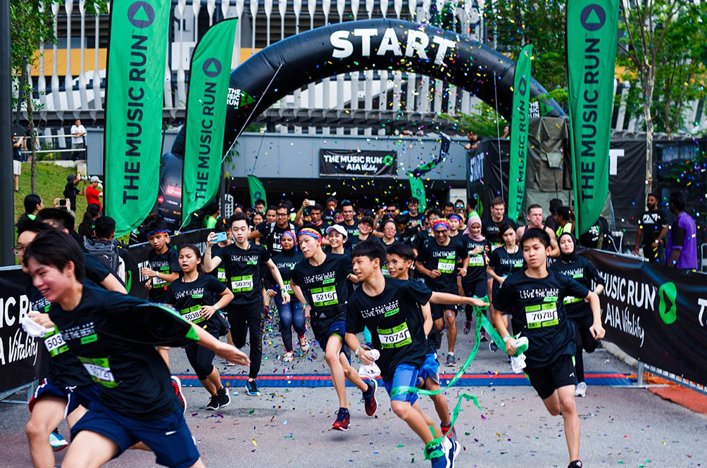 [CONTEST] Win Passes To Sweat Your Butt Off At 'The Music Run By CIMB'