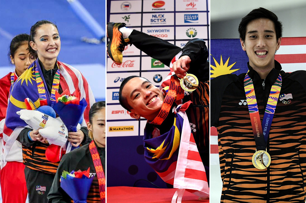 Gold Standard: Here Are All The Gold Medals Malaysia Has Won At The 2019 SEA Games