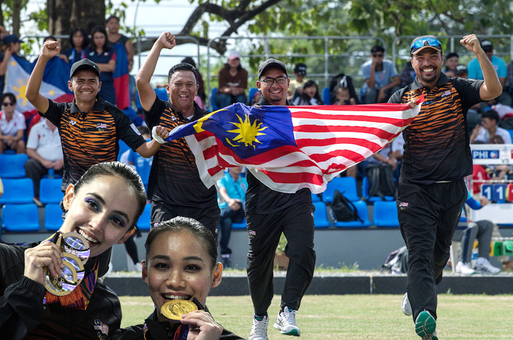 2019 SEA Games: Malaysia Adds Another Three Golds To The Tally