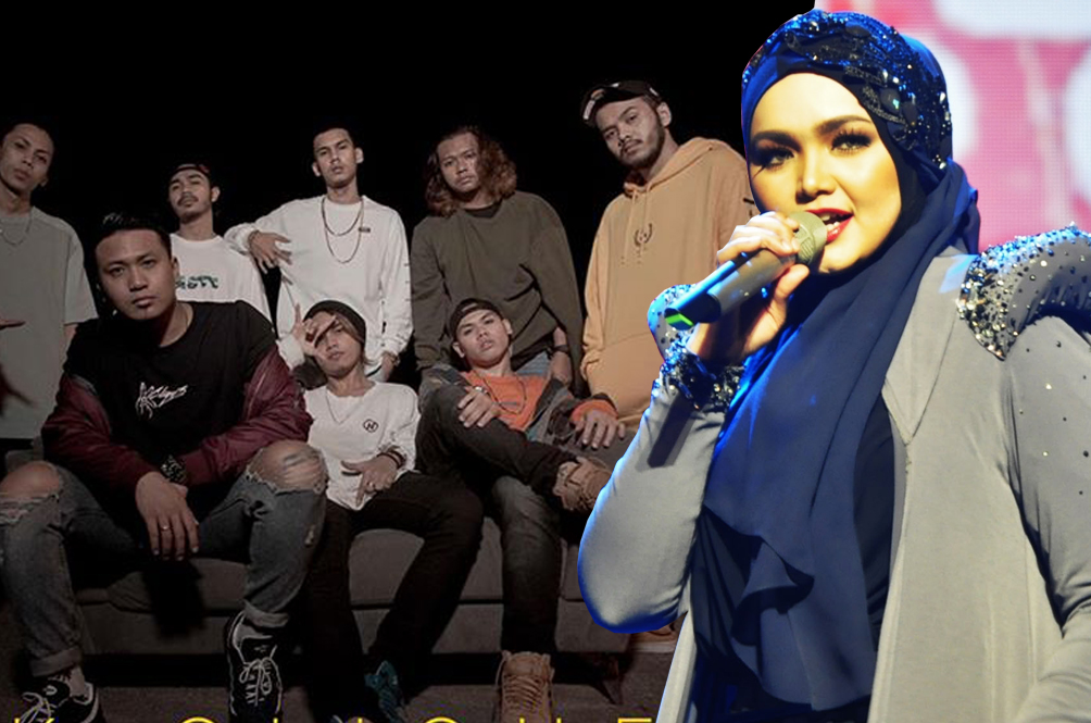 This Hip Hop Group Just Dethroned Siti Nurhaliza As Most Streamed Artiste In Malaysia