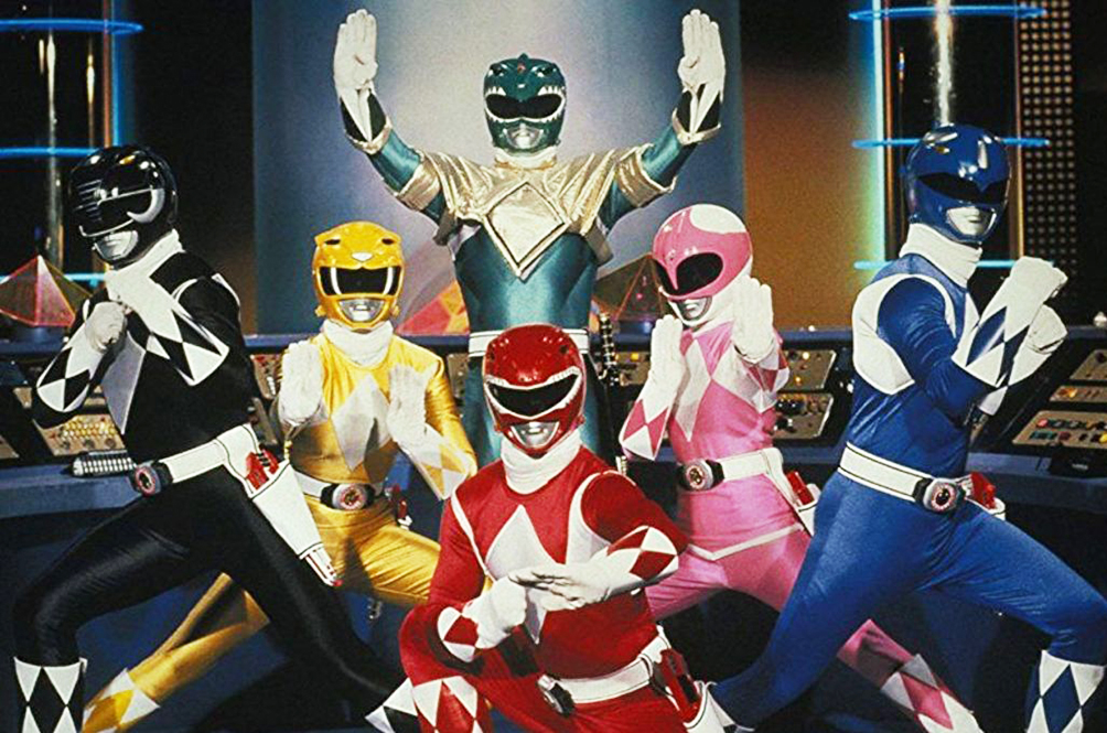 'Power Rangers' Is Getting Another Reboot, And It's Reportedly Going To Be Set In The 90s