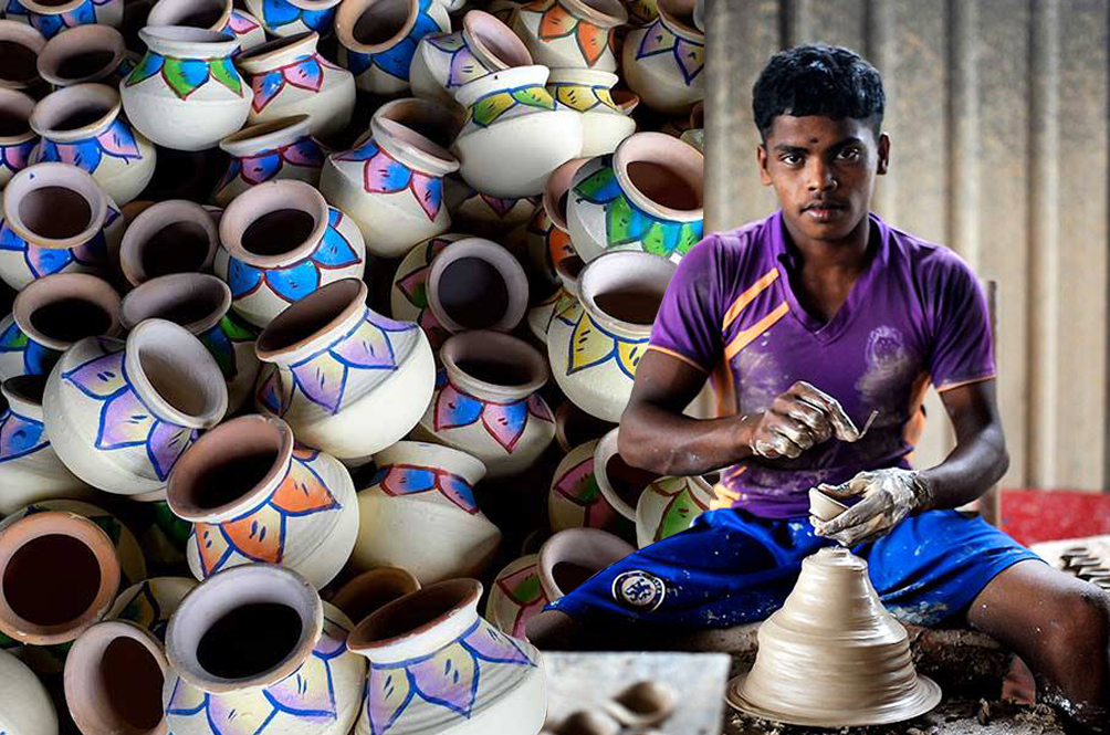 Hello, Mr Potter: Behind The Art Of Making Clay Pots For The Ponggal Festival