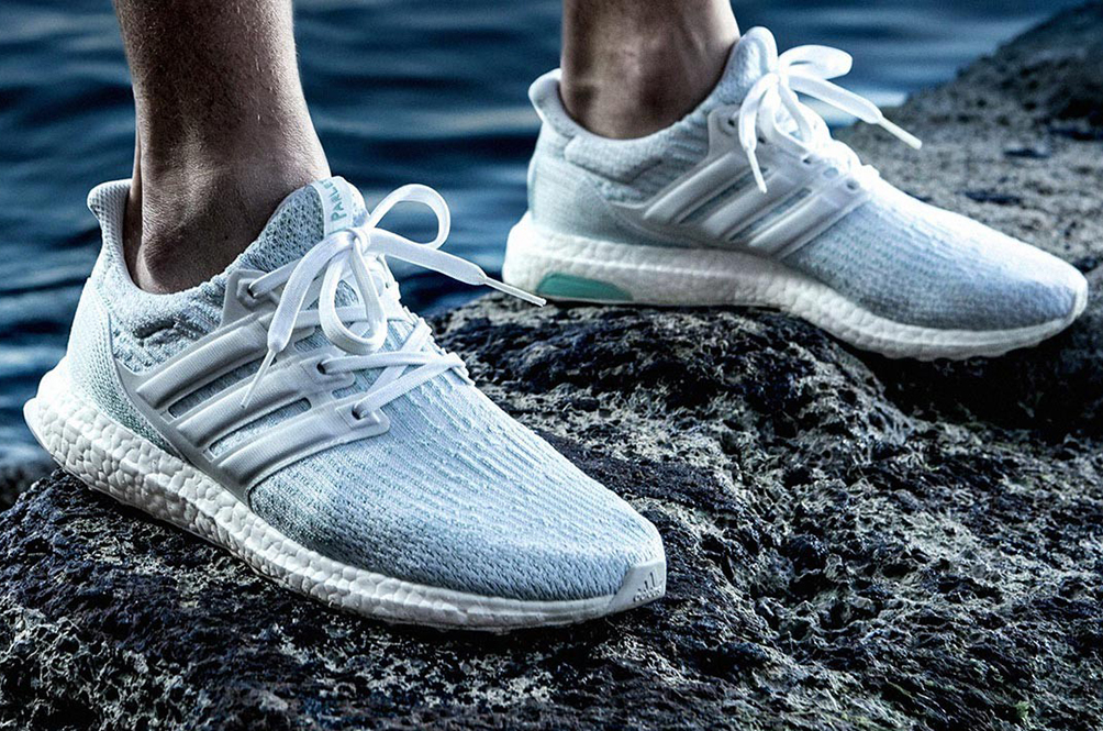 Did You Know That Some Of Your Favourite Adidas Sneakers Are Made Out Of Recycled Plastic?