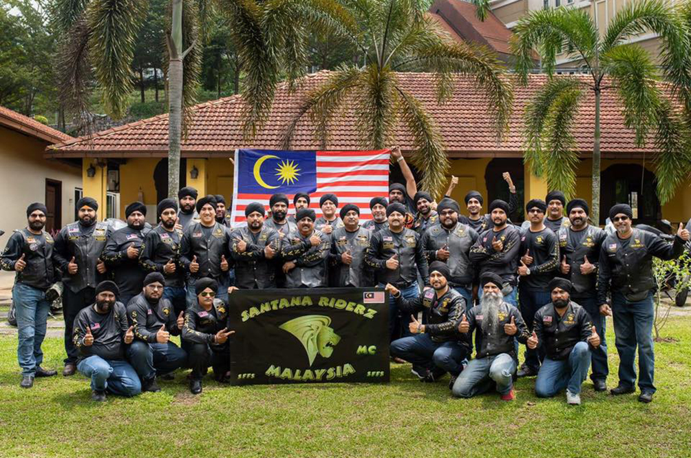 A Group Of M'sian Riders Ride Through Five Countries To Raise Funds For Children With Cancer