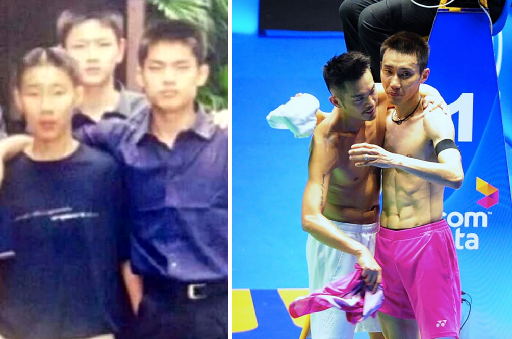 'Take A Break, You Deserve It' - Lee Chong Wei Posts Heartfelt Tribute To Lin Dan