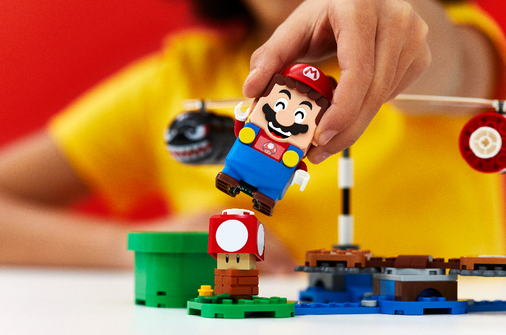 Wa-Hoo! The LEGO Super Mario Interactive Playsets Are Coming To Malaysia!