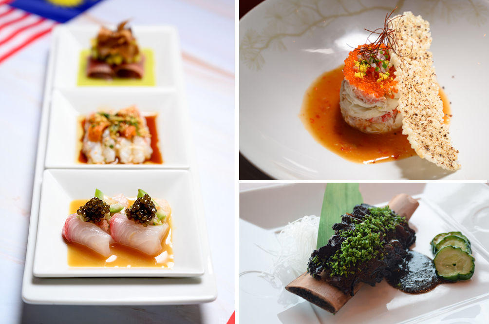 We Tried Japanese Restaurant Nobu's Merdeka-Inspired Menu, And Here's What You Can Expect
