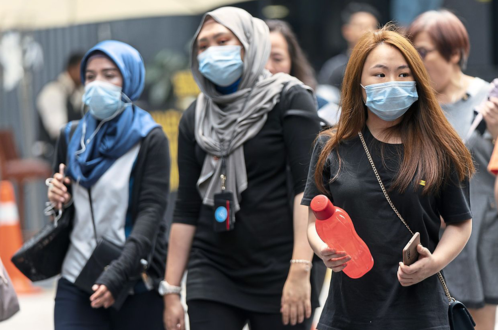 The Govt May Reduce The RM1,000 Fine For Flouting Mandatory Mask-Wearing Rule