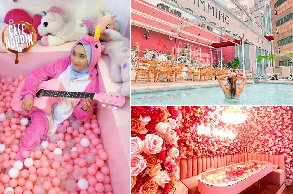 Pretty In Pink: 5 Lavishly Pink Cafés That Will Look Really Good On Your Instagram Feed