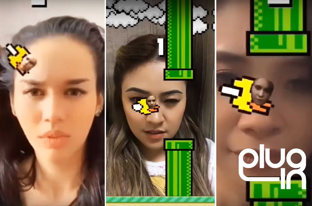 Here's How To Unlock The 'Flying Face' Game Everyone Is Playing On Instagram