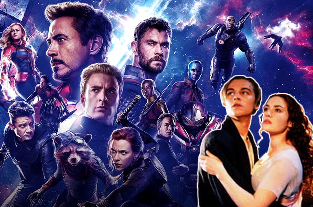 'Avengers: Endgame' Is Now The Second Biggest Movie Of All-Time, Beating 'Titanic'