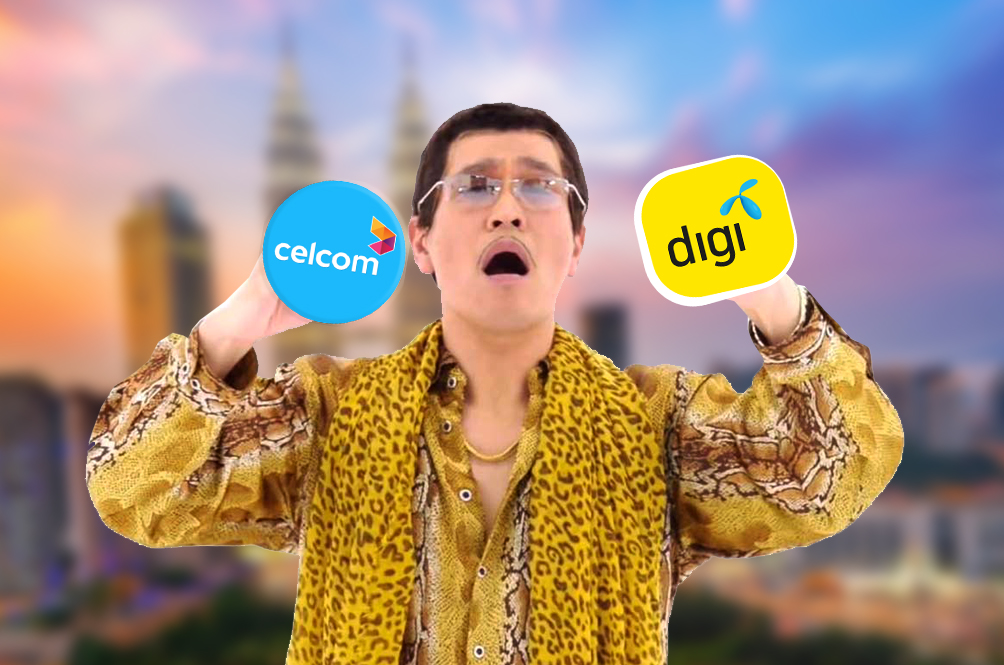 It's Official: Celcom And Digi To Join Forces To Become Malaysia's Largest Telco