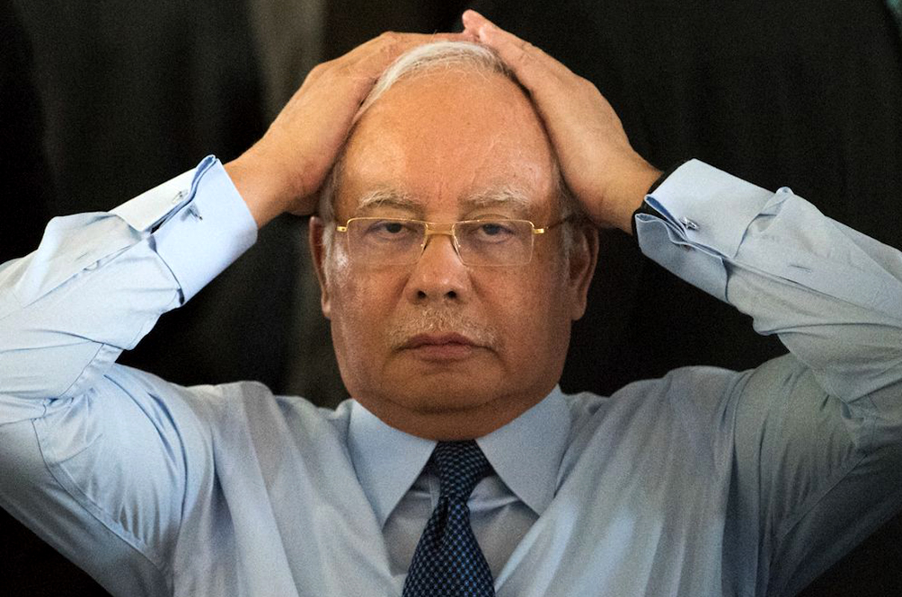 Inland Revenue Board Wants Najib Razak To Pay RM1.69bil In Taxes