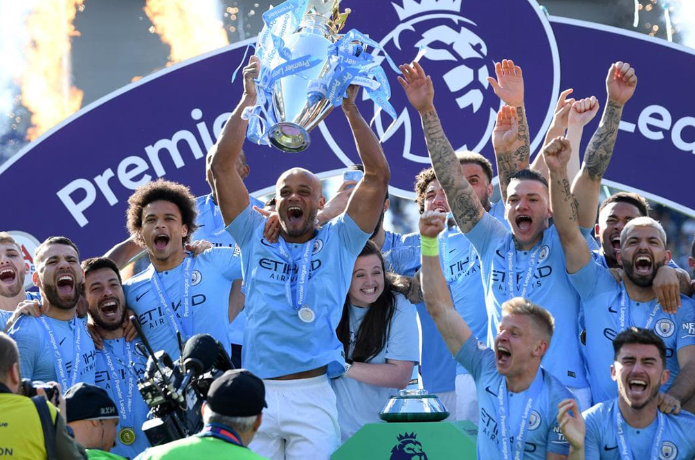 Kings Of England: Manchester City Retains Premier League Title