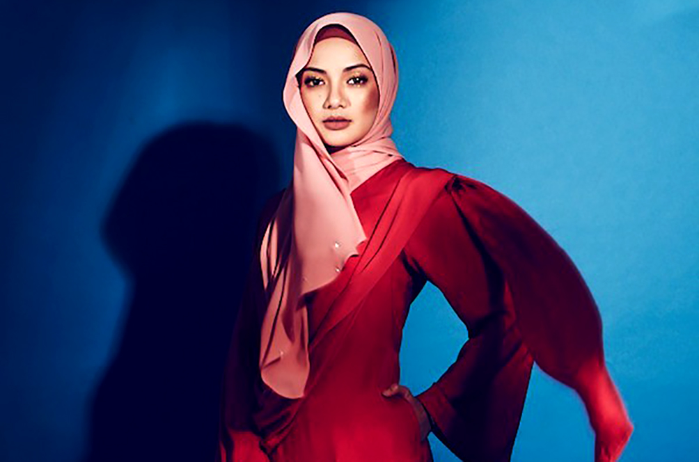 Local Celeb Neelofa Down With Influenza A, Now In Quarantine
