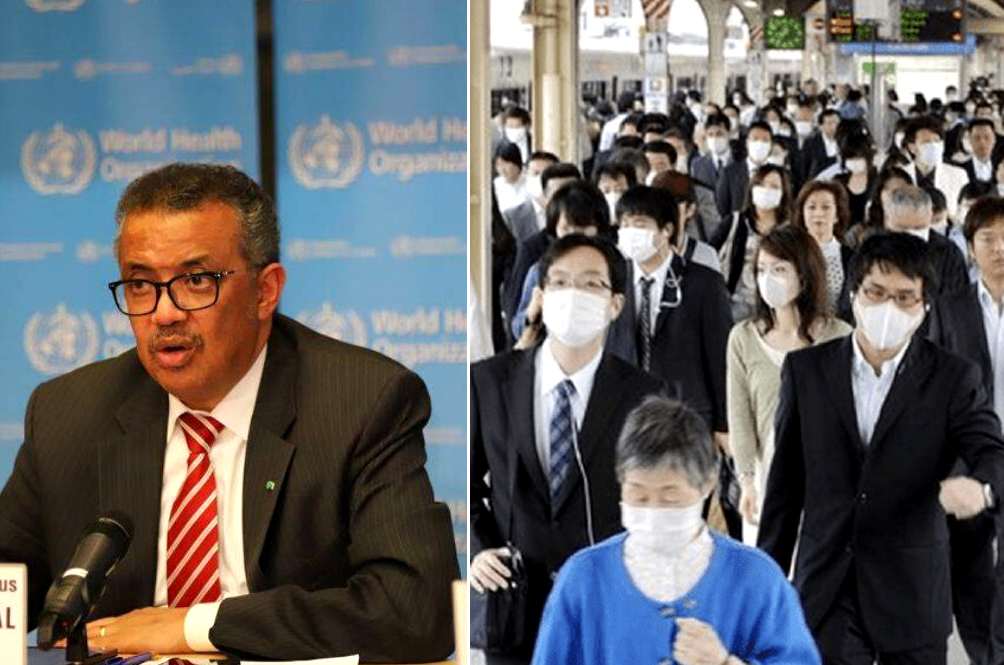 WHO Declares Covid-19 As A Pandemic; Over 188,000 Confirmed Cases Worldwide