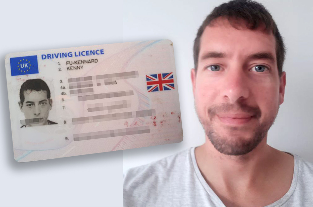 UK Man Changes His Name For Fun, But Now Denied Passport As Name Is Offensive