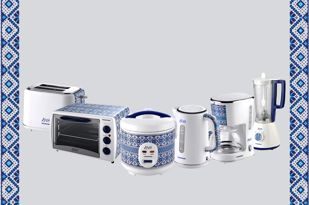 Local Household Appliance Brand Wraps Their Products In Batik Print For The Merdeka Season