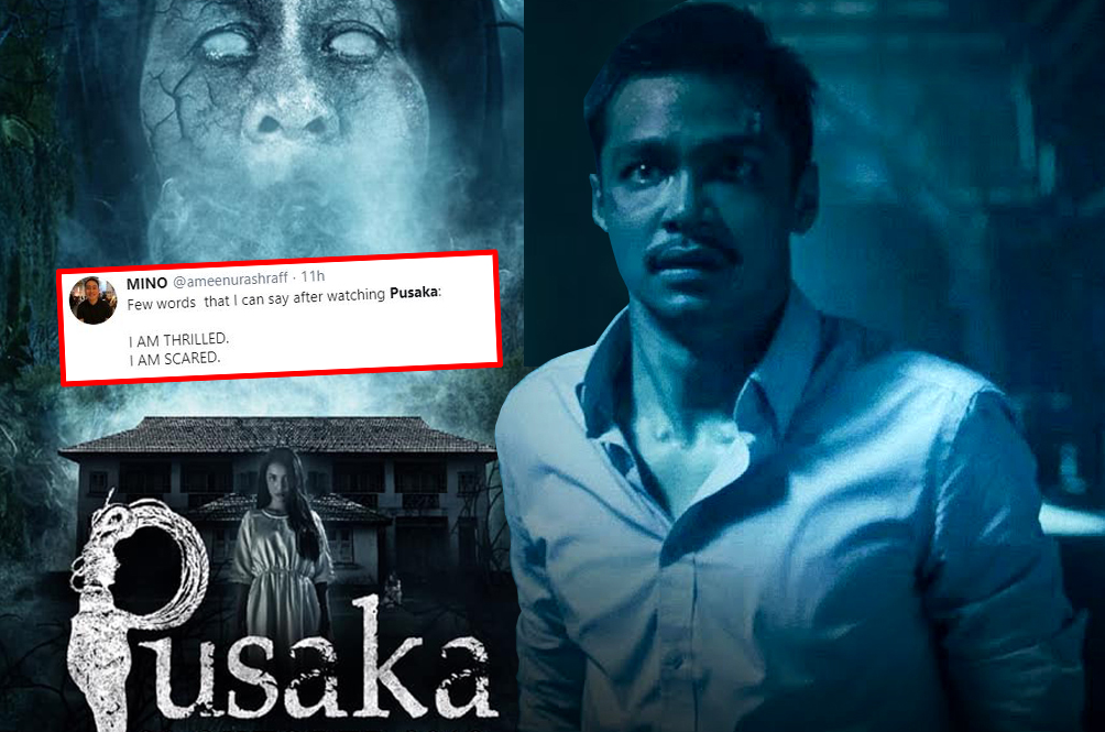 The First Reactions For 'Pusaka' Are In, And Malaysians Are Genuinely Terrified
