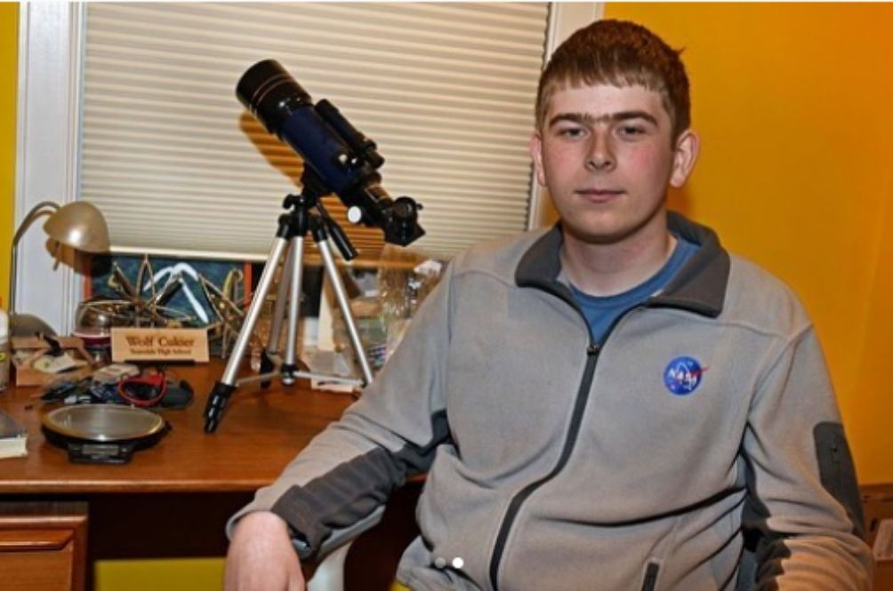 17-Year-Old Discovers New Planet Three Days Into Internship With Nasa