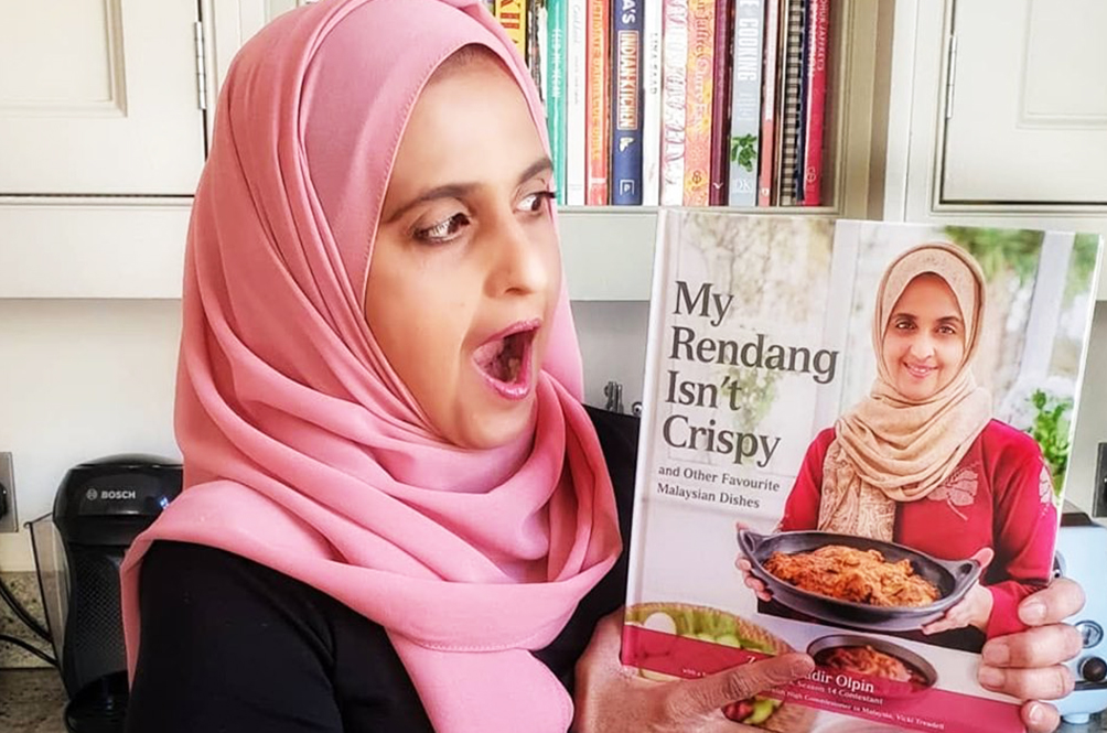 Malaysian 'Rendangate' Chef Releases Cookbook Called 'My Rendang Isn't Crispy'