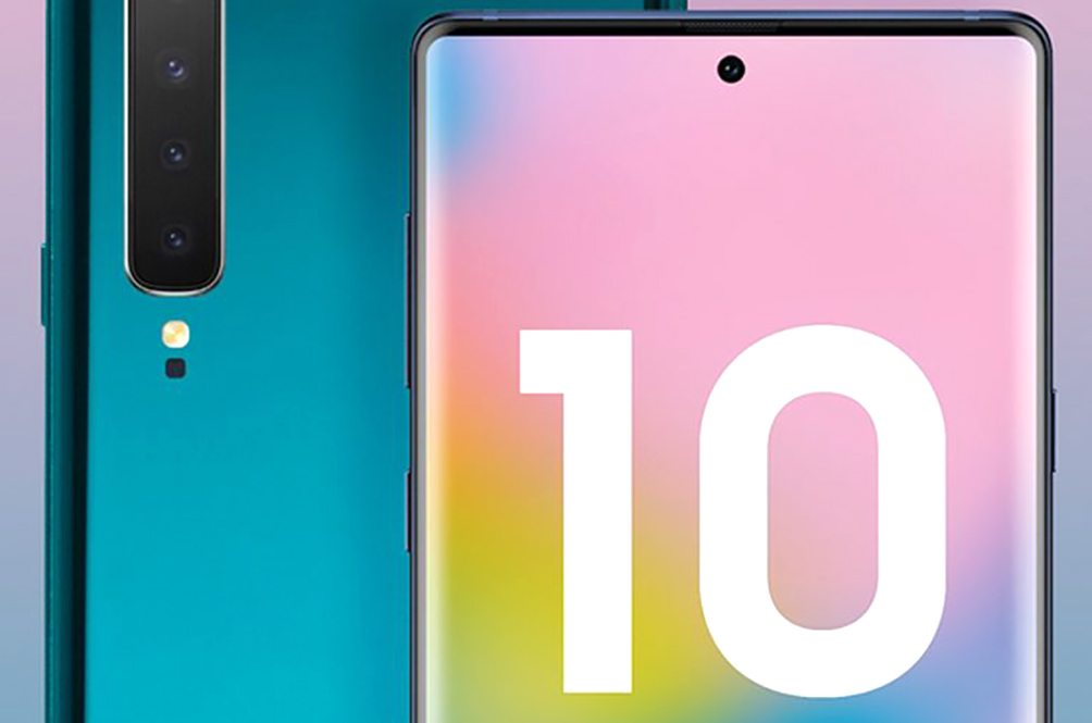 Confirmed: The Samsung Note 10 Is Coming This 7 August
