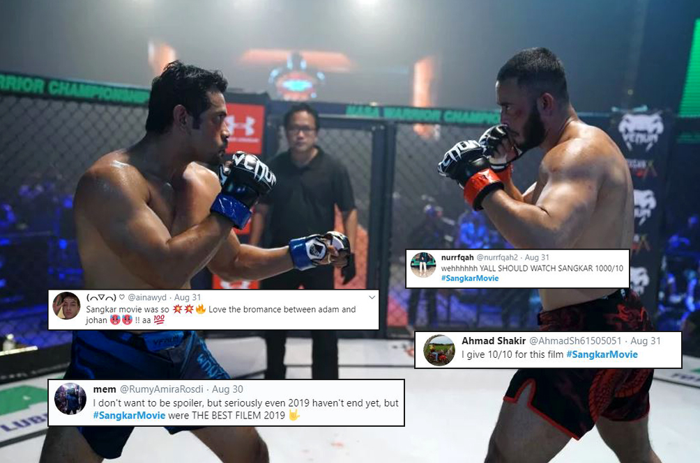 This New Local Movie About MMA Has Malaysians Buzzing Online