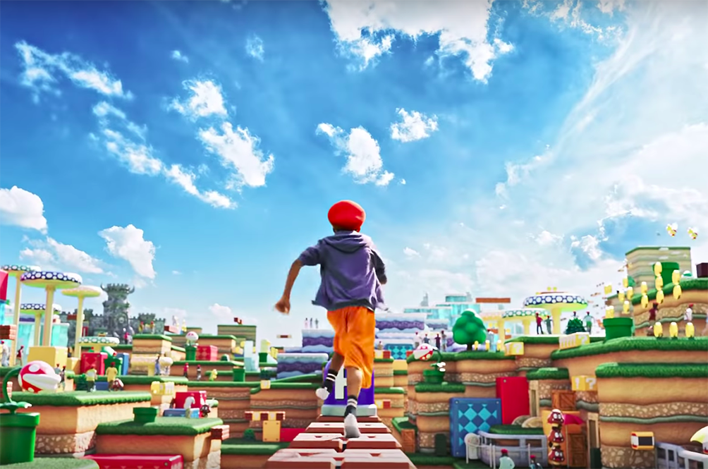 Super Nintendo World Is Set To Open In Universal Studios Japan This Year Lifestyle Rojak Daily