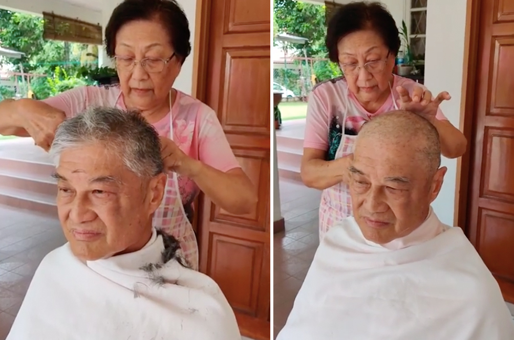'Budak-Budak Subang Jaya' Are Shaving Their Heads To Help Feed The Needy