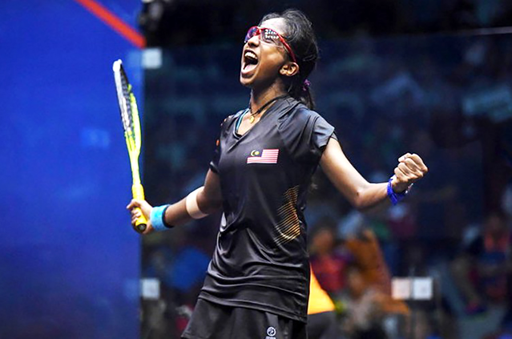 The Next Nicol David? Young Malaysian Squash Player Wins 2019 Australian Open