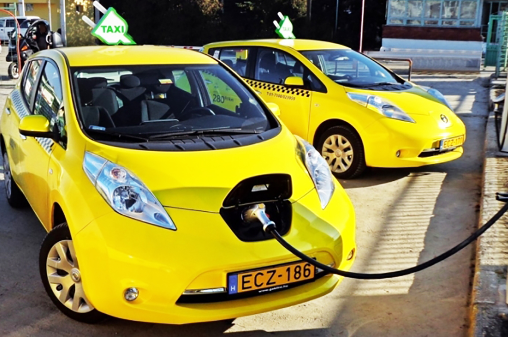 Going Green: Electric Taxis Are Coming To Malaysia Soon