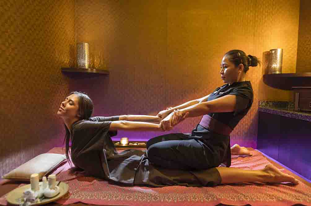 Not A Stretch: Famed Thai Massage Gets UNESCO's Prestigious Heritage Status