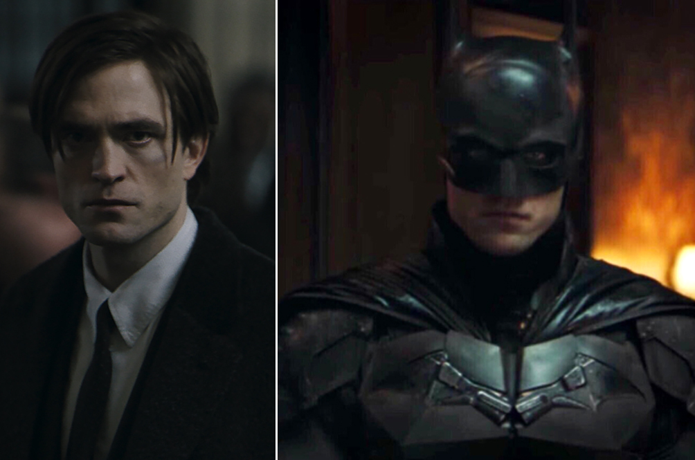 Here's Your First Look At Robert Pattinson As Batman In First 'The Batman' Trailer