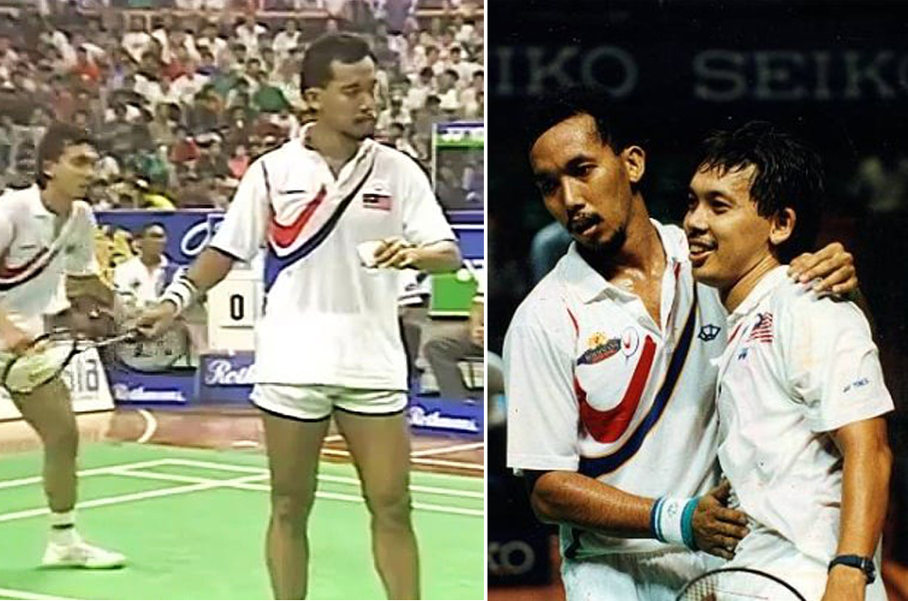 The Sidek Brothers Invented A Badminton Move So Lethal, The IBF Had To Ban It Permanently In 1982